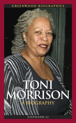 Cover image for Toni Morrison : a biography