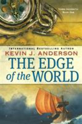Cover image for The edge of the world
