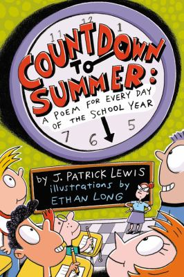 Cover image for Countdown to summer : a poem for every day of the school year
