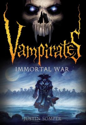 Cover image for Immortal war