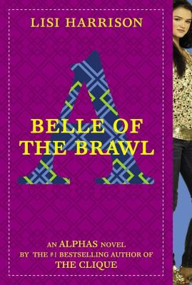 Cover image for Belle of the brawl : an Alphas novel