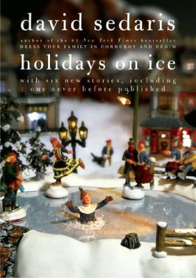 Cover image for Holidays on ice : featuring six new stories