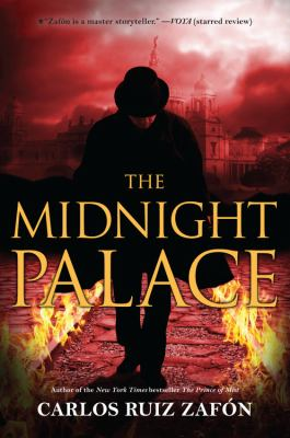 Cover image for The Midnight Palace