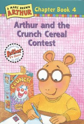Cover image for Arthur and the crunch cereal contest