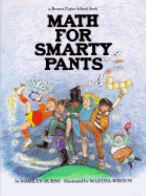 Cover image for Math for smarty pants