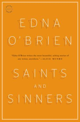 Cover image for Saints and sinners : stories