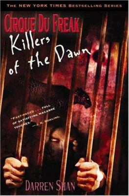 Cover image for Killers of the dawn