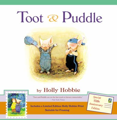 Cover image for Toot & Puddle