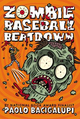 Cover image for Zombie baseball beatdown