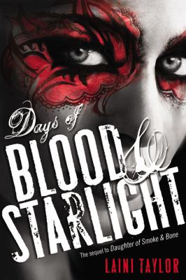 Cover image for Days of blood & starlight