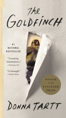 Cover image for The goldfinch : a novel