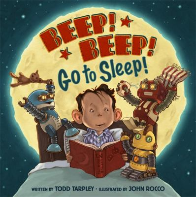 Cover image for Beep! Beep! Go to sleep!