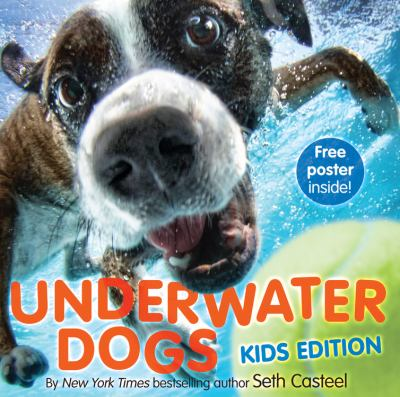 Cover image for Underwater dogs : kids edition