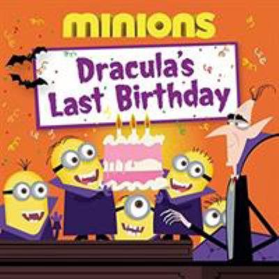 Cover image for Dracula's last birthday