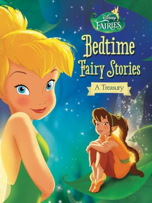 Cover image for Bedtime fairy stories : a treasury.