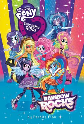 Cover image for Equestria girls. Rainbow rocks