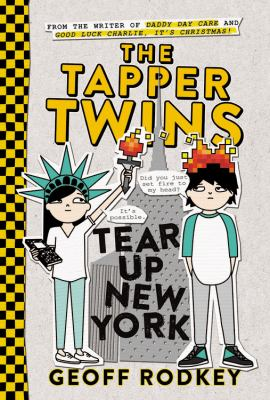 Cover image for The Tapper twins tear up New York