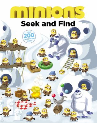 Cover image for Minions : seek and find
