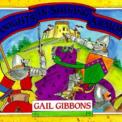 Cover image for Knights in shining armor