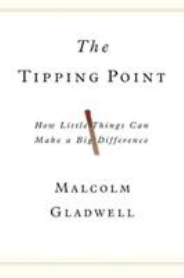Cover image for The tipping point : how little things can make a big difference