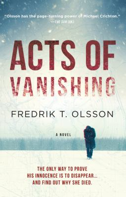 Cover image for Acts of vanishing
