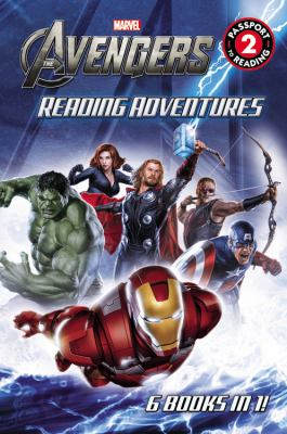 Cover image for Avengers reading adventures.