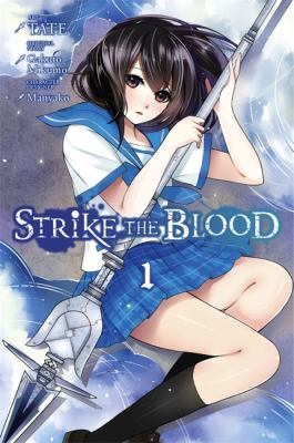 Cover image for Strike the blood. 1