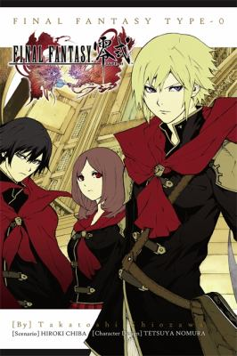 Cover image for Final fantasy type-0