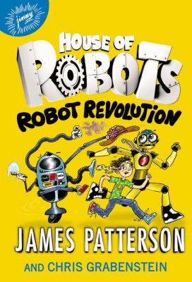 Cover image for Robot revolution