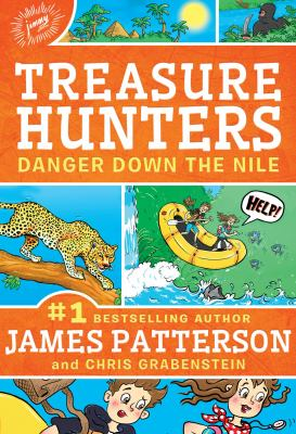 Cover image for Danger down the Nile