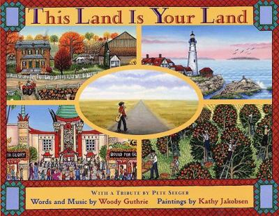 Cover image for This land is your land