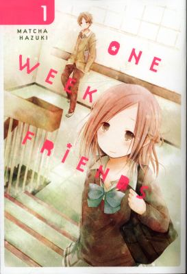 Cover image for One week friends. 1