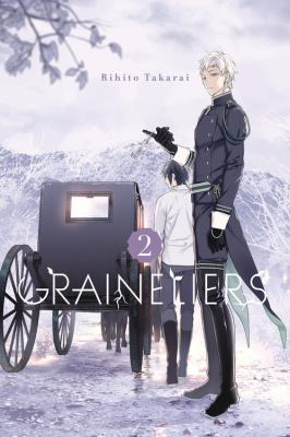 Cover image for Graineliers. 2