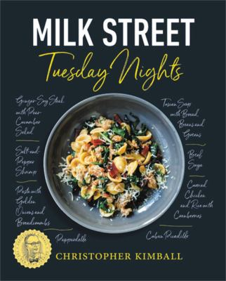 Cover image for Christopher Kimball's Milk Street : Tuesday nights