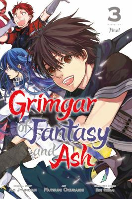 Cover image for Grimgar of fantasy and ash. 3