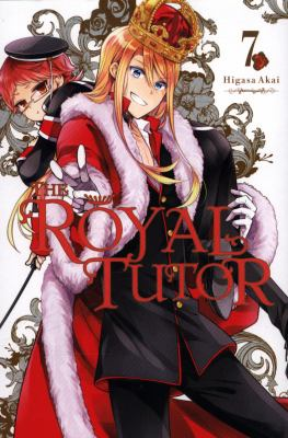 Cover image for The royal tutor. 7