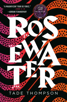 Cover image for Rosewater