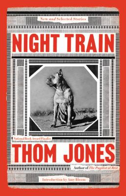 Cover image for Night train : new and selected stories