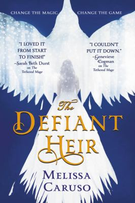 Cover image for The defiant heir