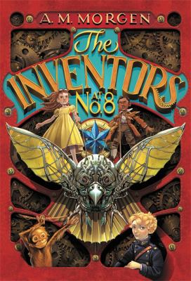 Cover image for The inventors at no. 8