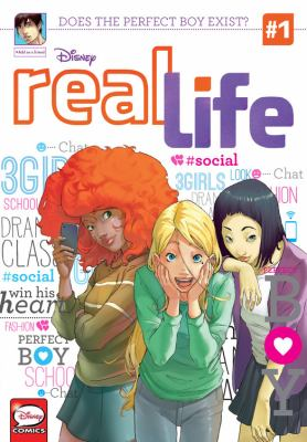 Cover image for Real life. #1.