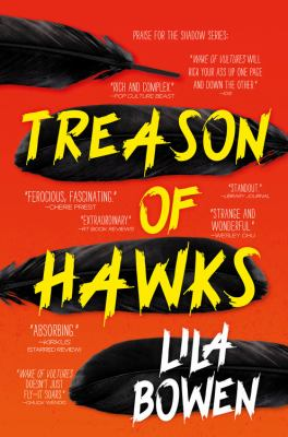 Cover image for Treason of hawks