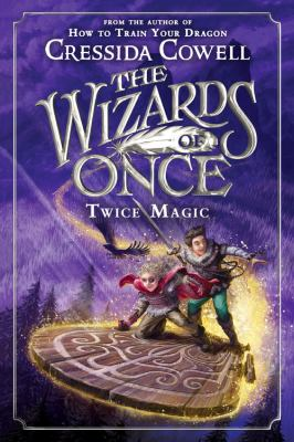 Cover image for Twice magic
