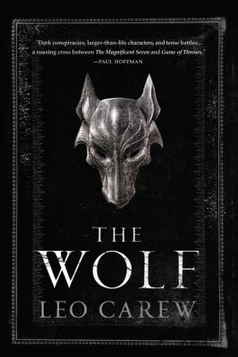 Cover image for The wolf