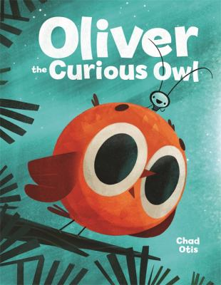 Cover image for Oliver the curious owl