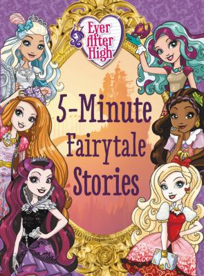 Cover image for 5-minute fairytale stories