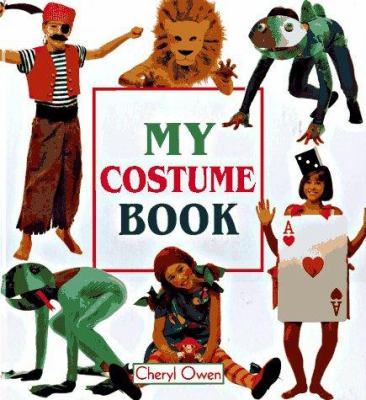 Cover image for My costume book