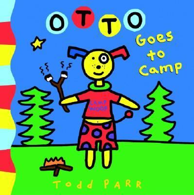 Cover image for Otto goes to camp