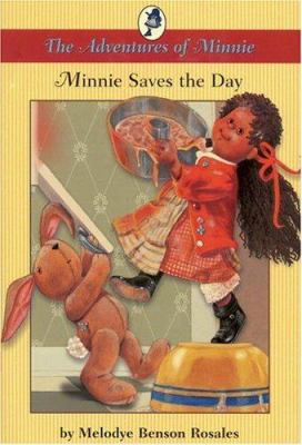 Cover image for Minnie saves the day
