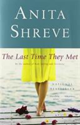 Cover image for The last time they met : a novel